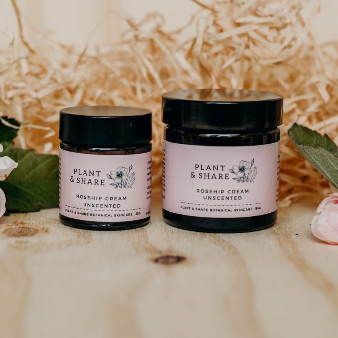Natural unscented skincare solutions