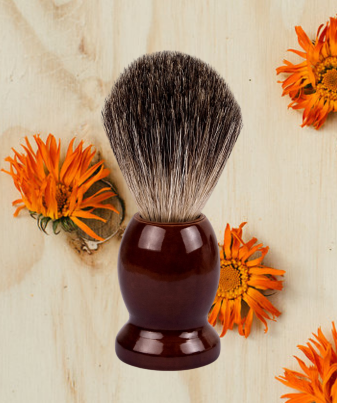 SHAVING BRUSH – BADGER HAIR