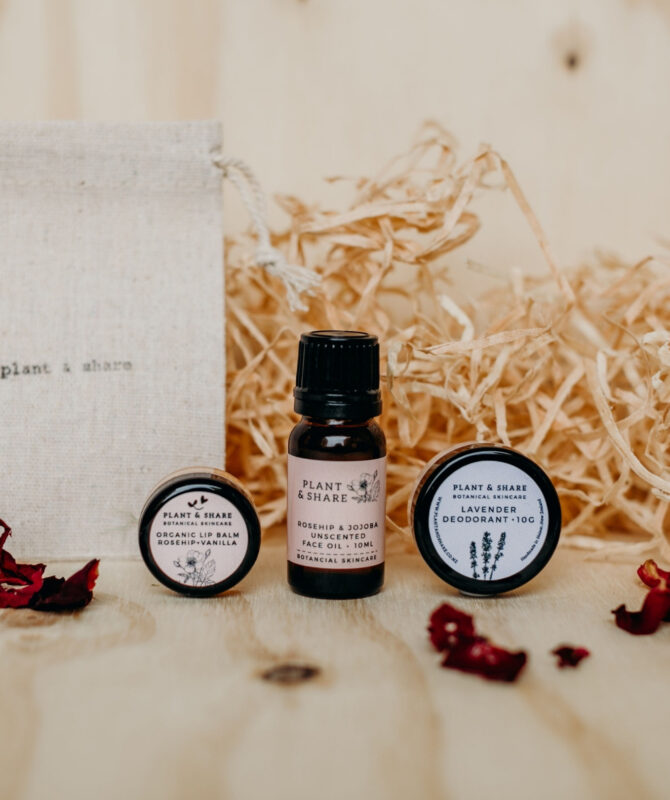 PREGNANCY – FACE & BODY CARE PACK