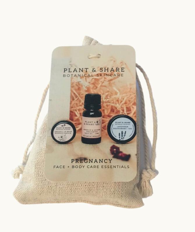 Pregnancy Gift Pack Skincare